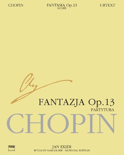 Fantasia, op. 13 (National Edition)