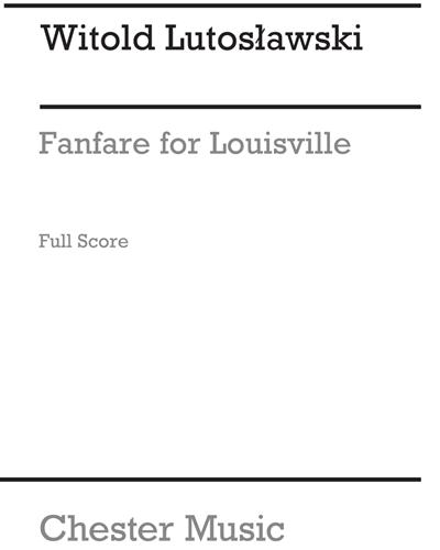 Fanfare for Louisville