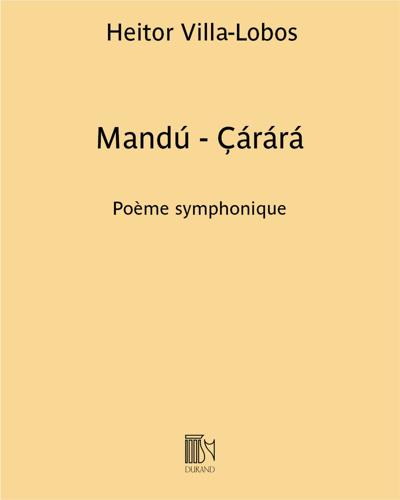 Mandú - Çárárá