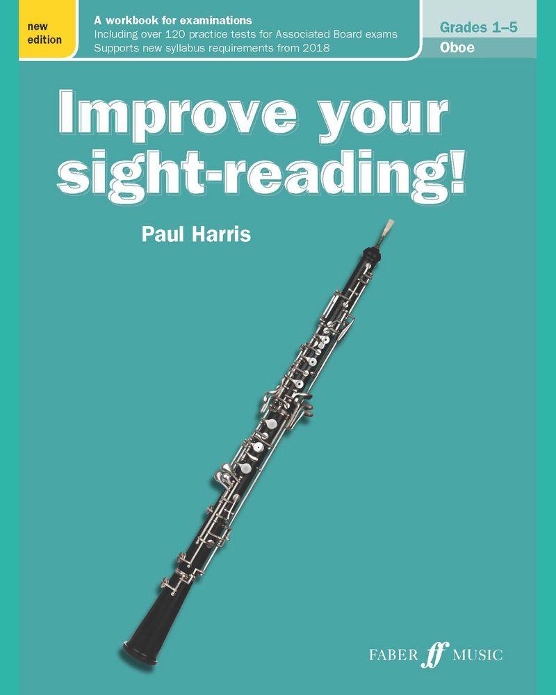 Improve your sight-reading! Oboe Grades 1-5