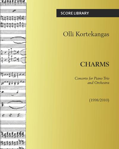 Concerto for Piano Trio and Orchestra