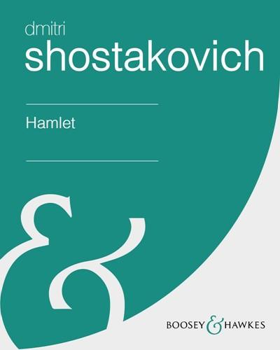 Hamlet [Theatre Music]. Incidental Music