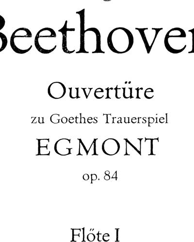 Egmont, Overture