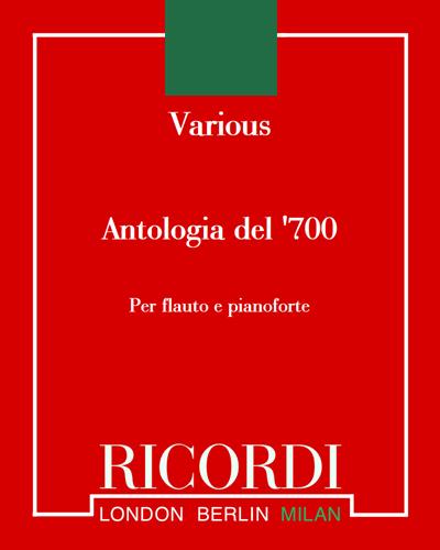 Antologia del '700