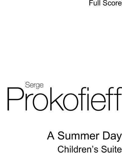 A Summer Day, op. 65b