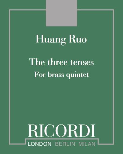 The Three Tenses
