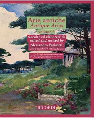 Arie antiche Vol. 3