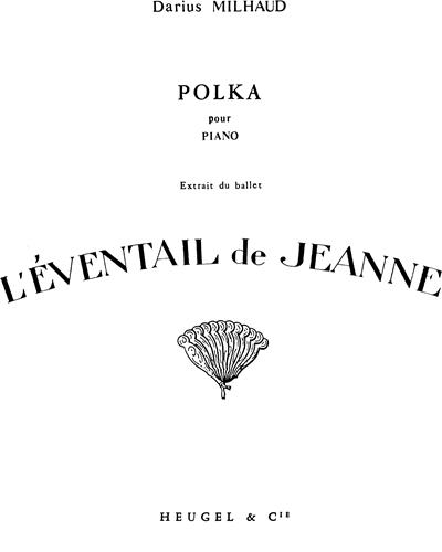 Polka Op. 95