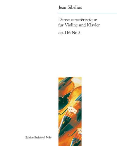 4 Stücke op. 115 - 2. Ballade op. 115/2