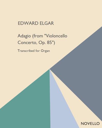 """Adagio (from """"Violoncello Concerto, Op. 85"""")"""