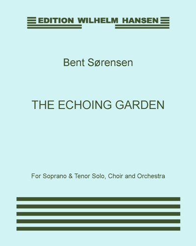 The Echoing Garden