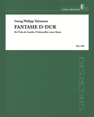 Fantasia in D major