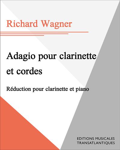 Adagio pour clarinette et cordes
