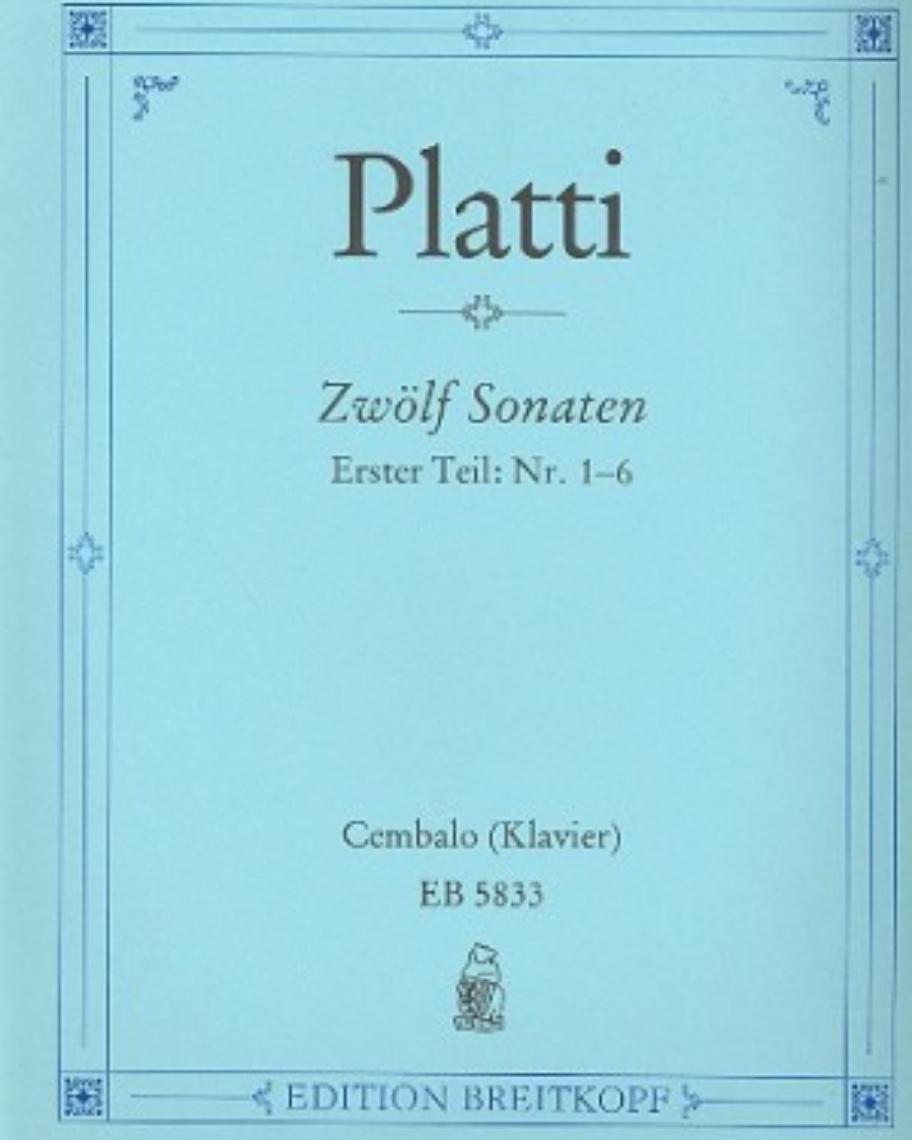 12 Sonaten - Heft 1
