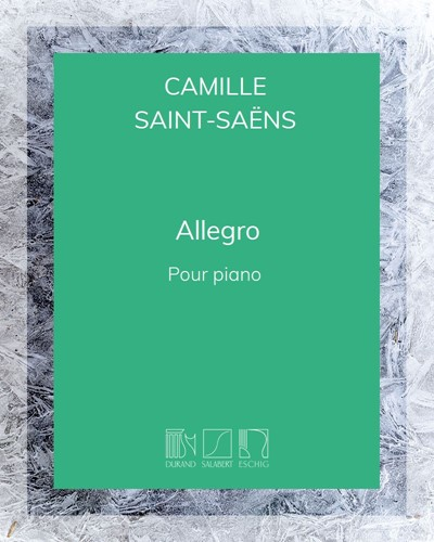 """Allegro (d'après le """"Concerto n. 3 Op. 29"""")"""