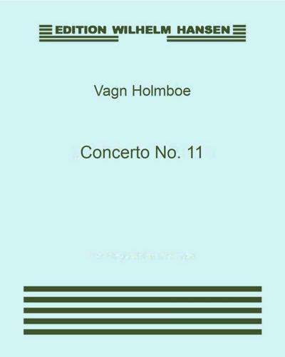 Concerto No. 11
