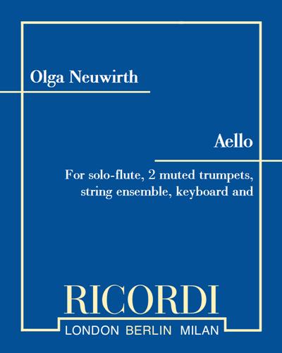 Aello - Ballet mécanomorphe