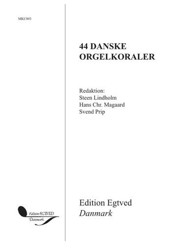 44 Danske Orgelkoraler