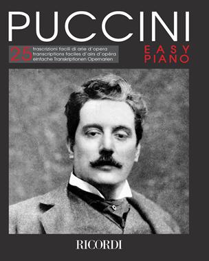 Puccini - Easy Piano