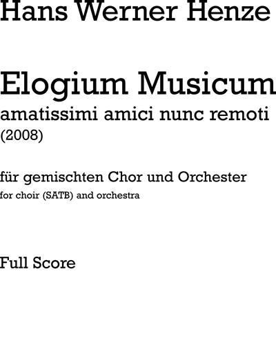 Elogium Musicum