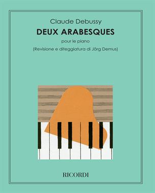 Deux Arabesques - Pour le piano