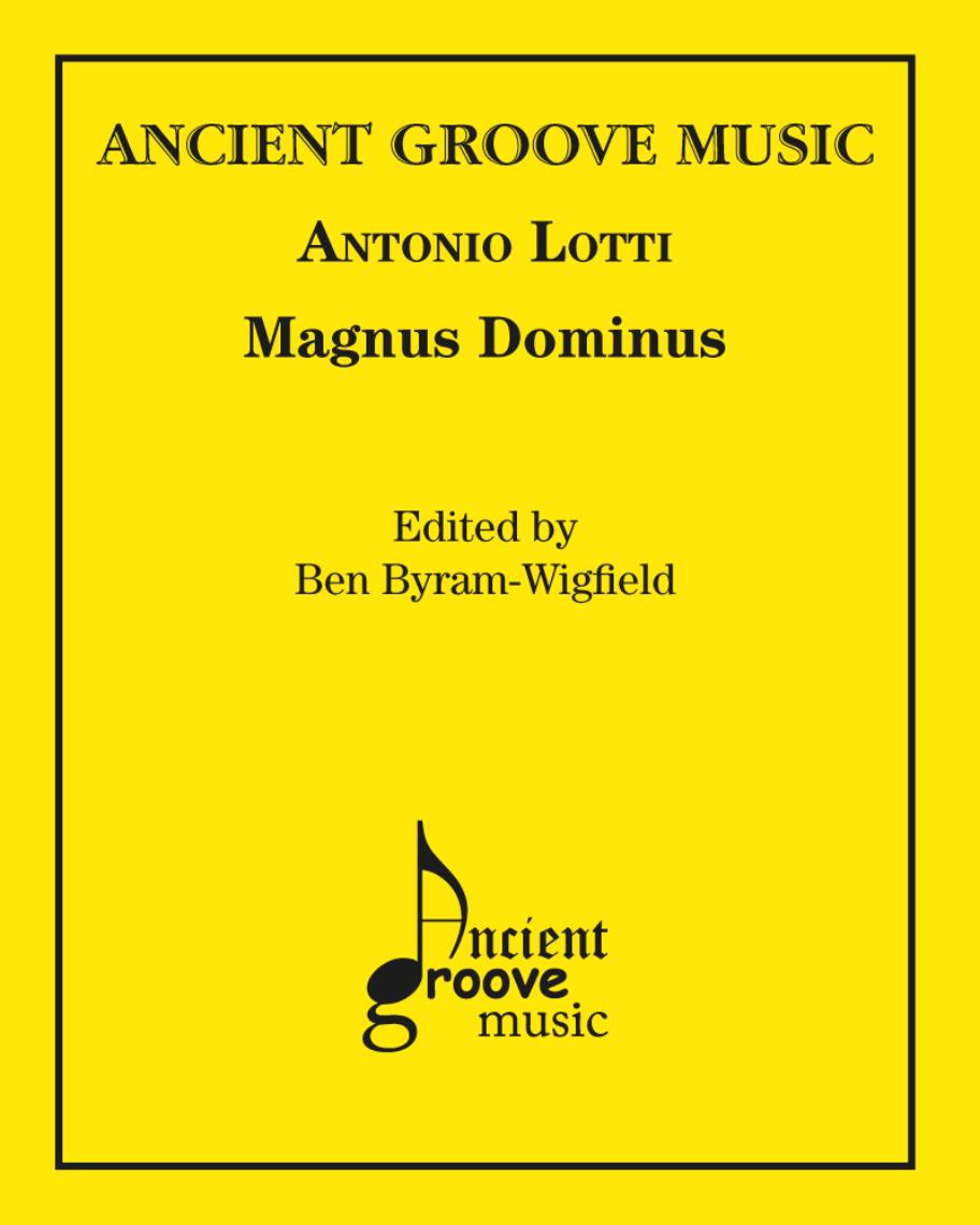 Magnus Dominus