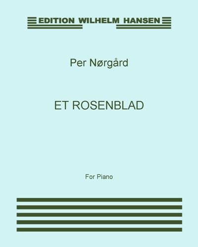 Et Rosenblad