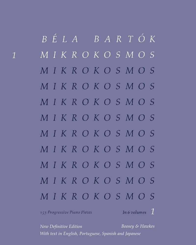 Mikrokosmos, Vol. 1