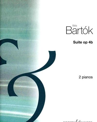 Suite, op. 4b