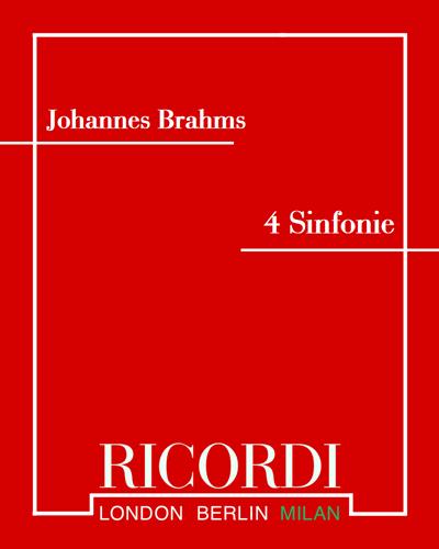 4 Sinfonie