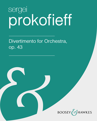 Divertimento for Orchestra, op. 43