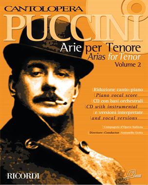Arie per tenore, Vol. 2