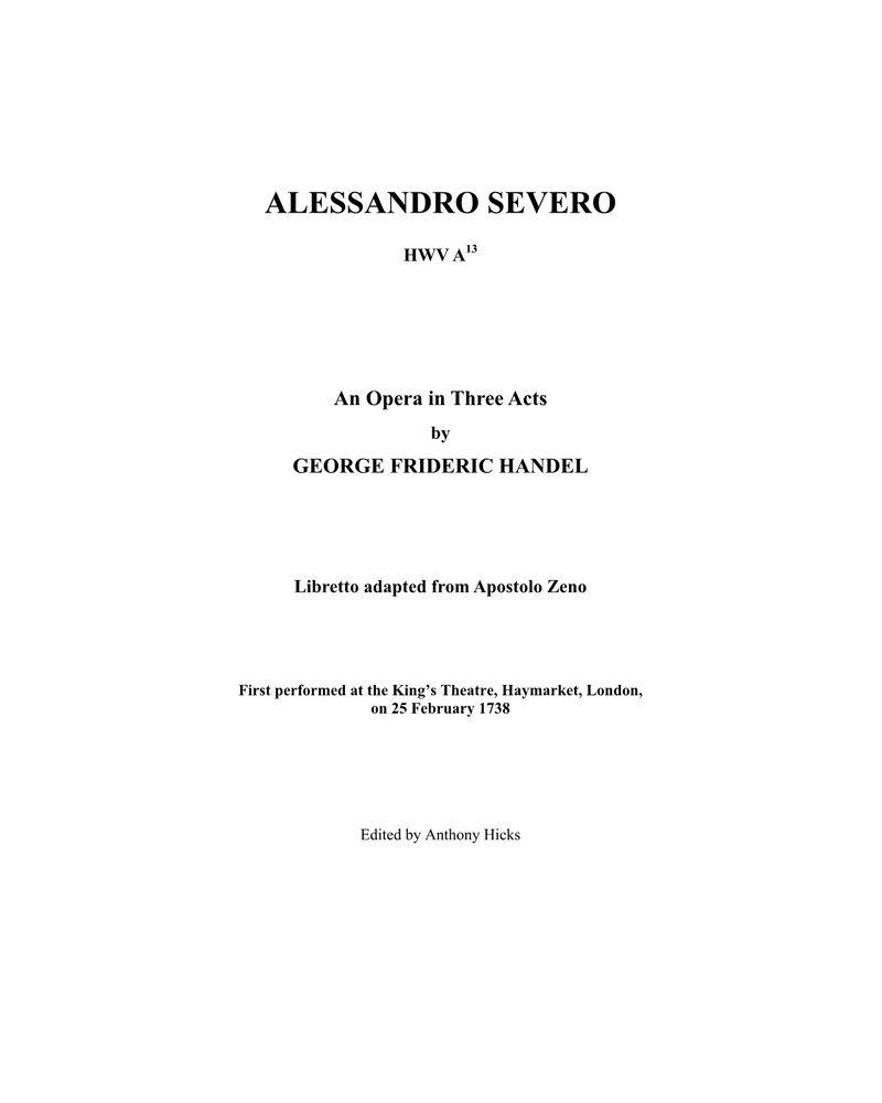 Alessandro Severo