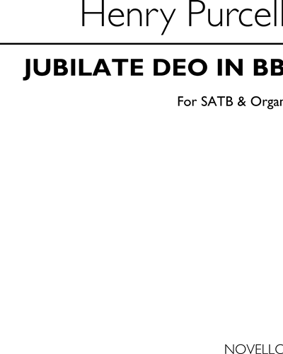 Jubilate Deo in Bb