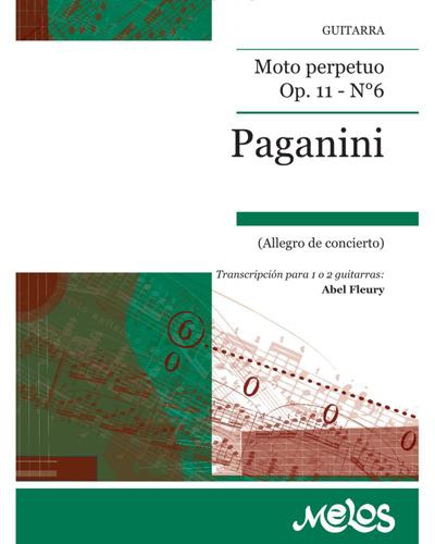 Moto perpetuo (Allegro de concierto)