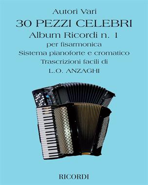 30 pezzi celebri - Album Ricordi n. 1