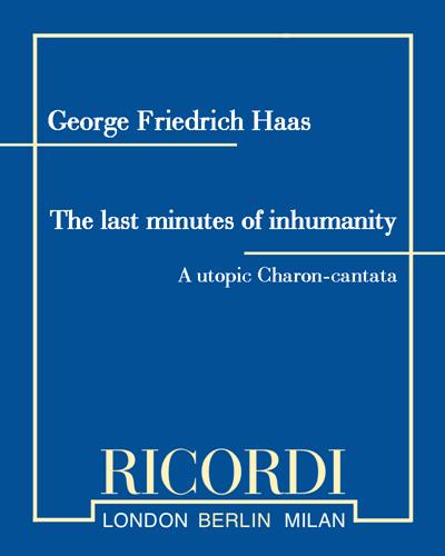 The last minutes of inhumanity