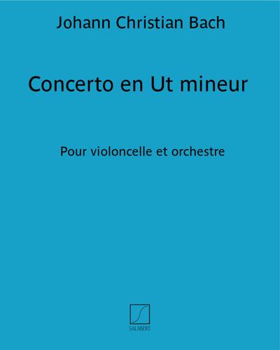 Concerto en Ut mineur - Pour violoncelle et orchestre