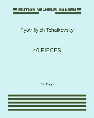 40 Pieces