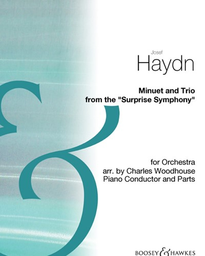 """Minuet and Trio (from """"Surprise Symphony"""")"""