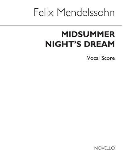 A Midsummer Night's Dream, Op. 61
