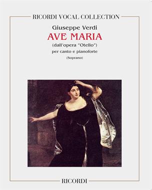 """Ave Maria (dall'opera """"Otello"""")"""