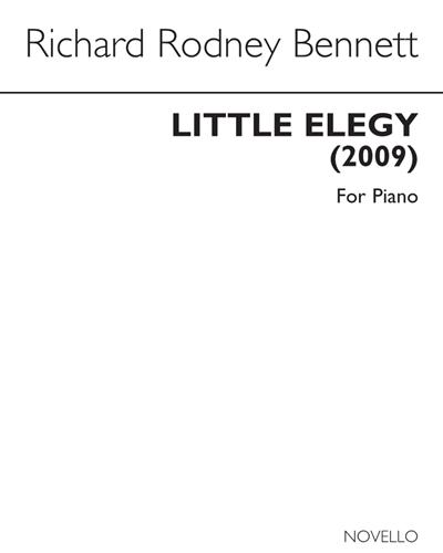Little Elegy