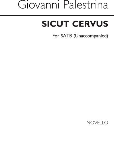 Sicut cervus (As the hart pants)