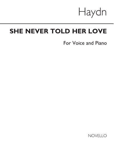 She Never Told her Love