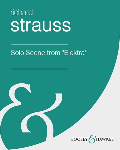 "Solo Scene from ""Elektra"" [Full Version]"
