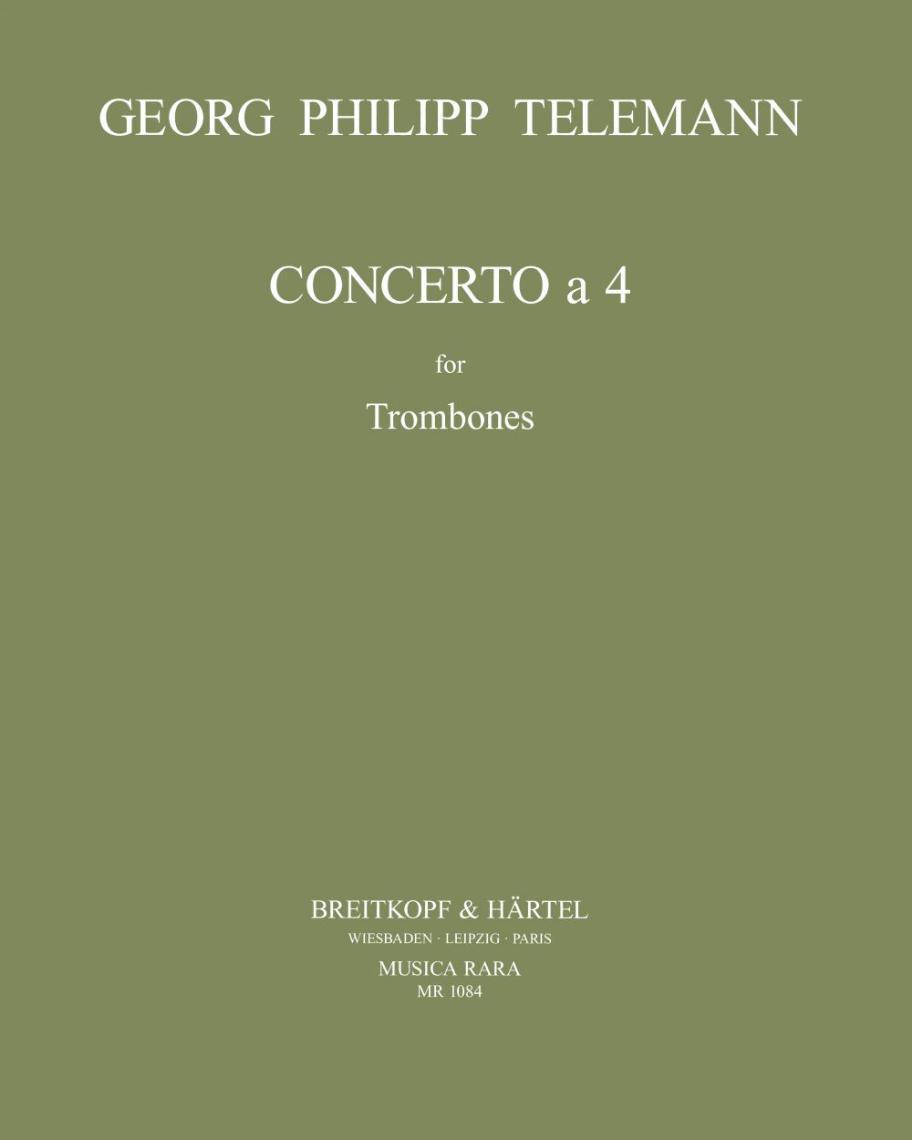Concerto a 4