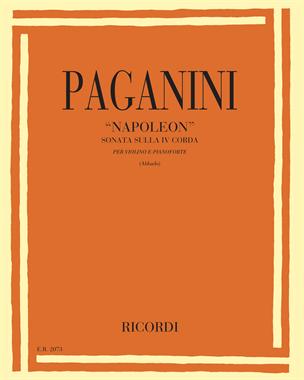 """Sonata sulla IV corda """"Napoléon"""""""