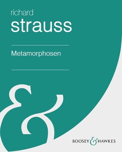 Metamorphosen [Septet Version]