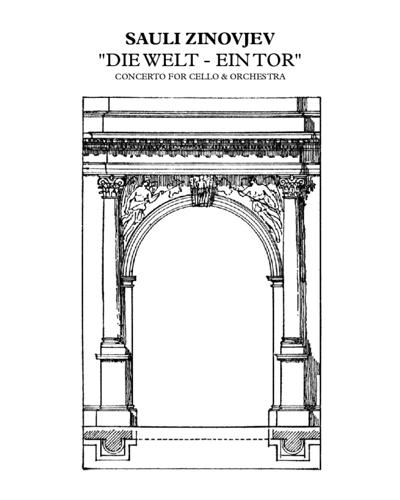 """""""Die Welt - Ein Tor"""""""